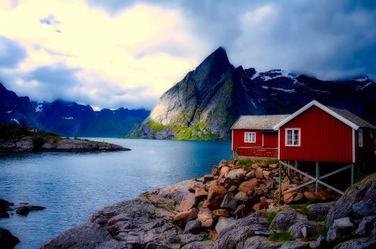 trouwlocaties Noorwegen trouwen