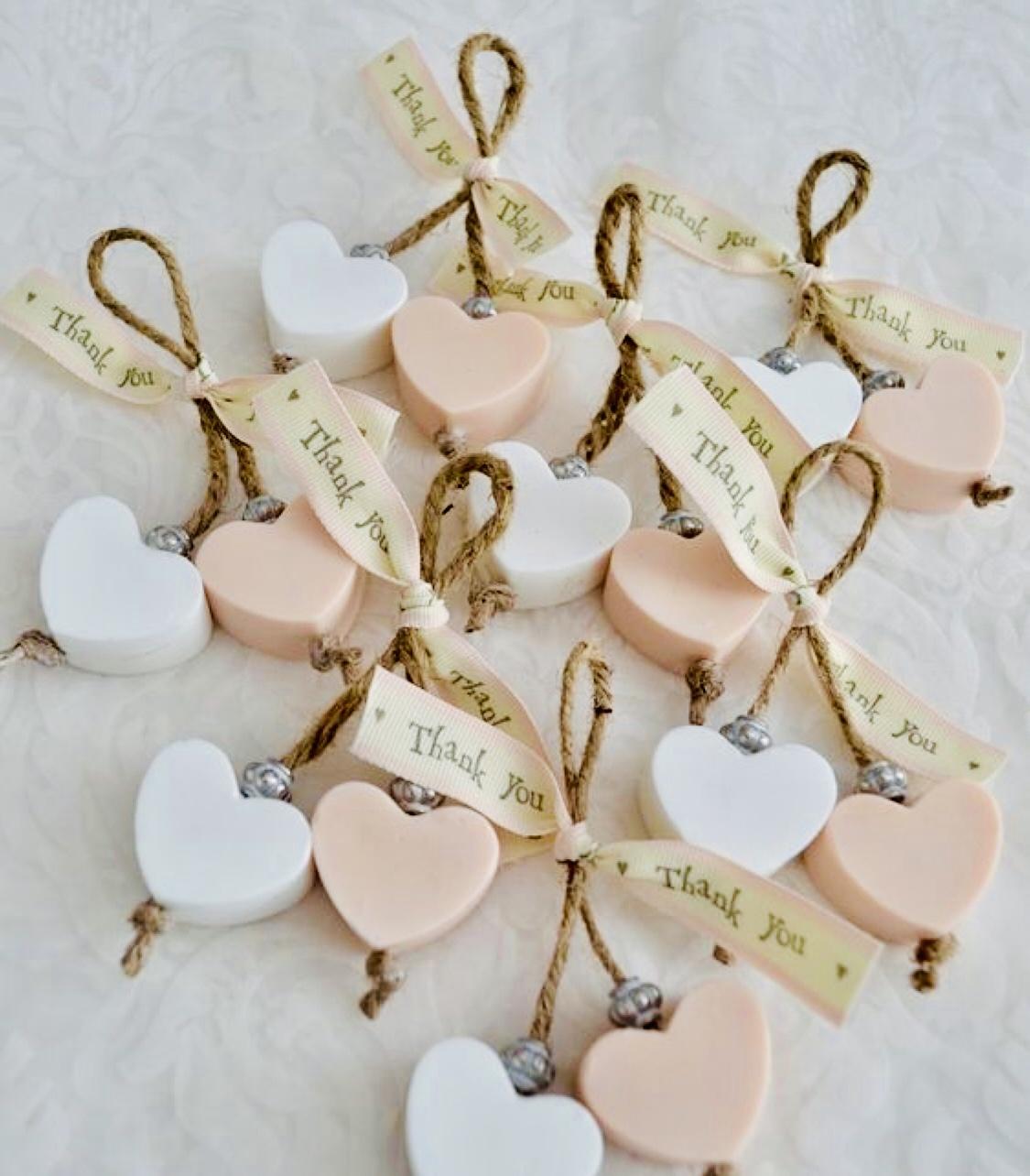 huwelijksbedankjes ideeën